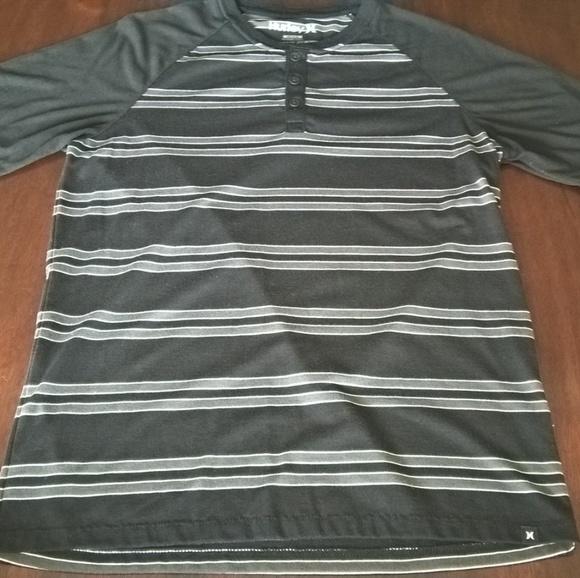 adadbff9 Hurley Shirts | Mens Shirt Nike Dri Fit Premium Fit | Poshmark